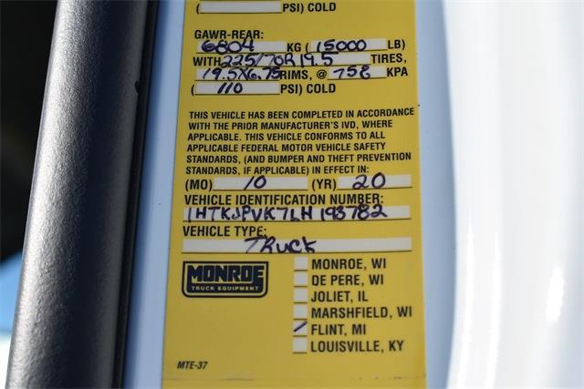 2020 Chevrolet Silverado 4500 Regular Cab DRW 4x4, Monroe MTE-Zee SST Series Dump Body #43117 - photo 32