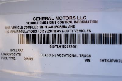 2020 Chevrolet Silverado 4500 Regular Cab DRW 4x4, Monroe MTE-Zee SST Series Dump Body #43117 - photo 30