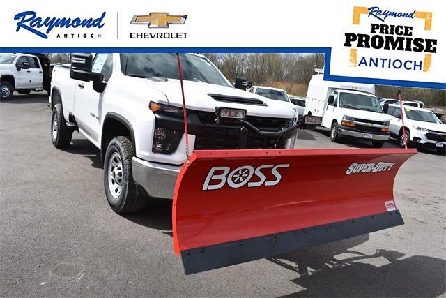 2021 Chevrolet Silverado 3500 Regular Cab 4x4, BOSS Pickup #43125 - photo 1