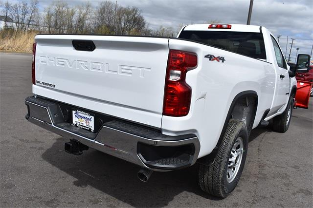 2021 Chevrolet Silverado 3500 Regular Cab 4x4, BOSS Pickup #43125 - photo 1