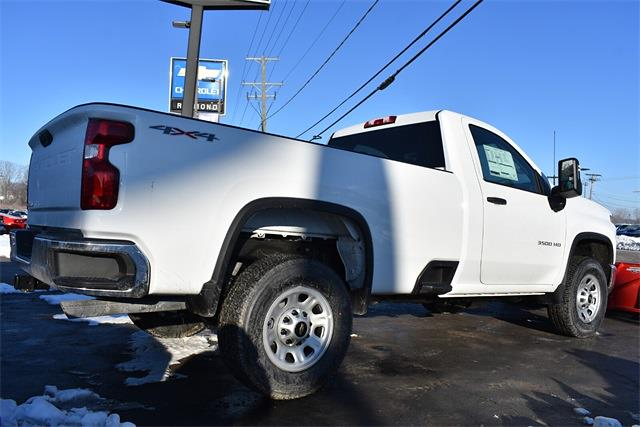2021 Chevrolet Silverado 3500 Regular Cab 4x4, BOSS Pickup #43126 - photo 1