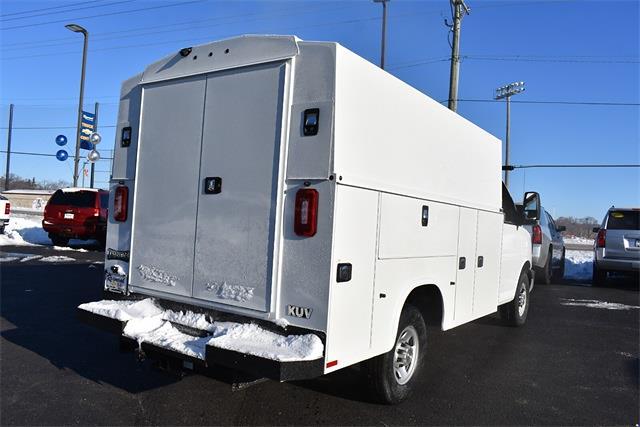 2021 Chevrolet Express 3500 4x2, Knapheide Service Utility Van #43216 - photo 1