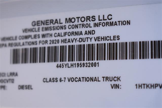 2020 Chevrolet Silverado 6500 Regular Cab DRW 4x2, Crysteel Contractor Dump Body #43218 - photo 29