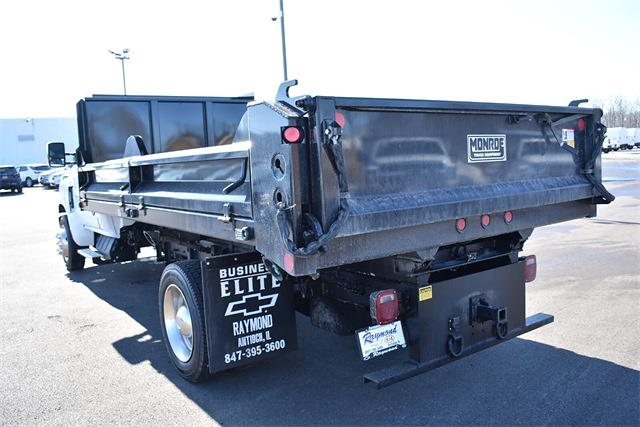 2020 Chevrolet Silverado 6500 Regular Cab DRW 4x2, Crysteel Contractor Dump Body #43218 - photo 5