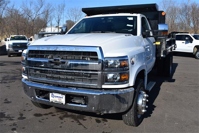 2020 Chevrolet Silverado 6500 Regular Cab DRW 4x2, Crysteel Contractor Dump Body #43218 - photo 7