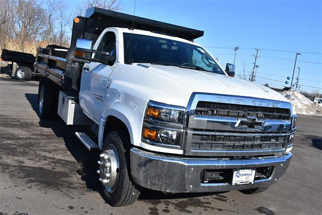 2020 Chevrolet Silverado 6500 Regular Cab DRW 4x2, Crysteel Contractor Dump Body #43218 - photo 9