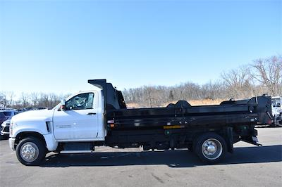2020 Chevrolet Silverado 6500 Regular Cab DRW 4x2, Crysteel Contractor Dump Body #43218 - photo 6