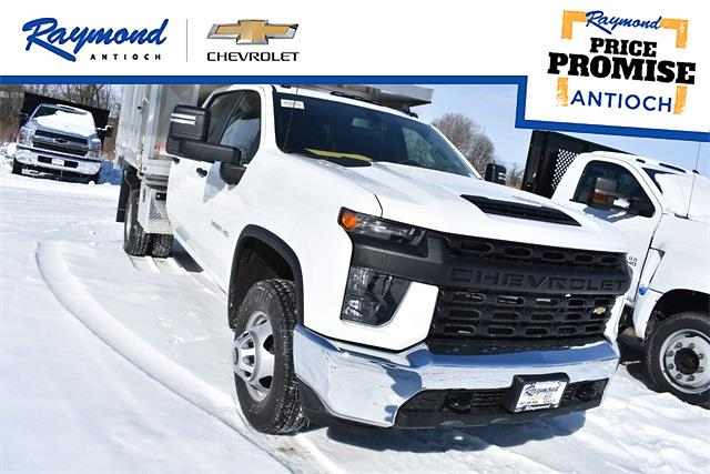 2021 Chevrolet Silverado 3500 Crew Cab 4x4, Monroe Landscape Dump #43272 - photo 1