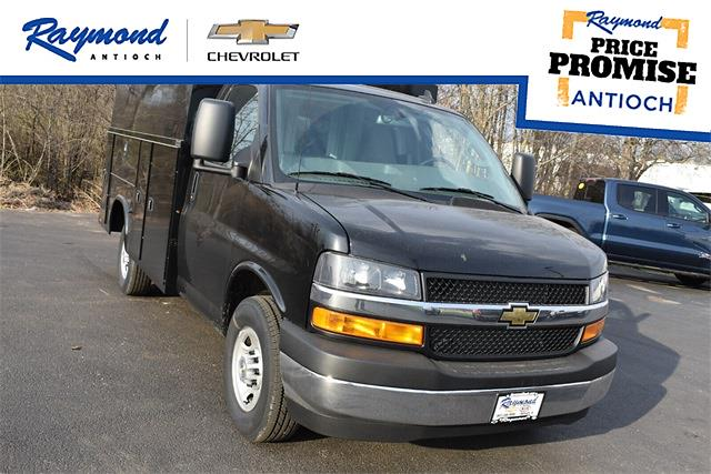 2021 Chevrolet Express 3500 4x2, Knapheide Service Utility Van #43393 - photo 1