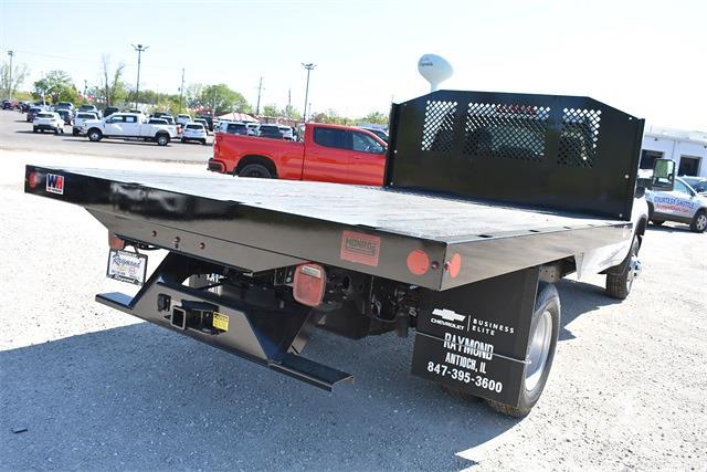 2021 Chevrolet Silverado 3500 Regular Cab 4x4, Monroe Platform Body #43483 - photo 1