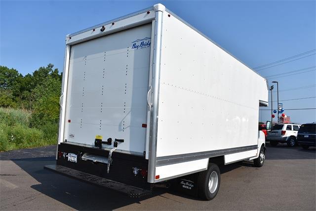 2021 Chevrolet Express 3500 DRW 4x2, Bay Bridge Cutaway Van #43604 - photo 1