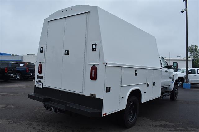2021 Chevrolet Silverado 4500 Crew Cab DRW 4x4, Knapheide Service Body #43608 - photo 1