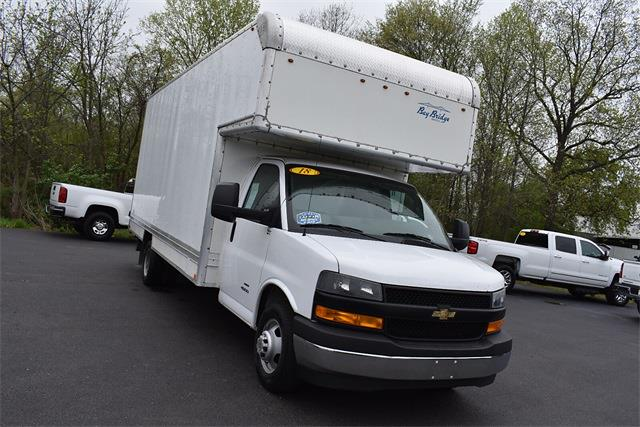 2018 Chevrolet Express 4500 DRW 4x2, Bay Bridge Cutaway Van #P13815 - photo 1