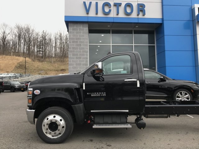 2020 Chevrolet Silverado 6500 Regular Cab DRW 4x2, Cab Chassis #200496 - photo 8