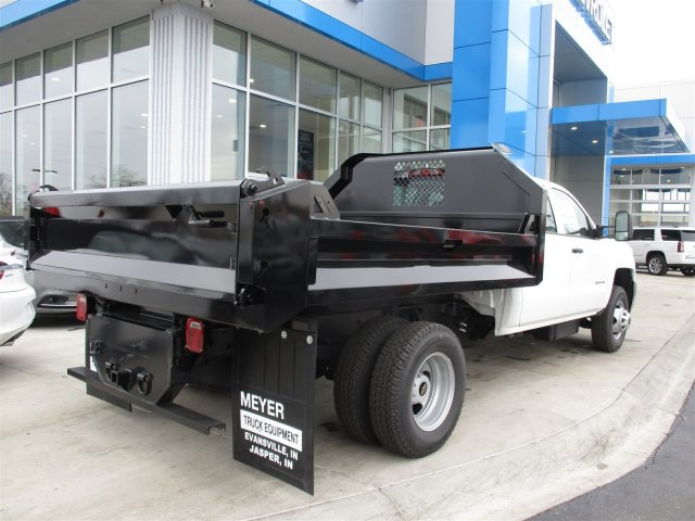 2016 Silverado 3500 Crew Cab 4x4, Knapheide Dump Body #161070 - photo 2