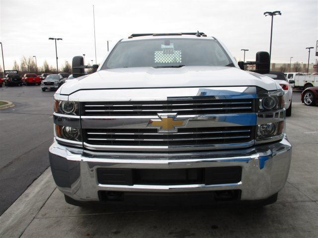 2016 Silverado 3500 Crew Cab 4x4, Knapheide Dump Body #161070 - photo 3