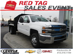 2016 Silverado 3500 Crew Cab 4x4, Knapheide Dump Body #161070 - photo 1