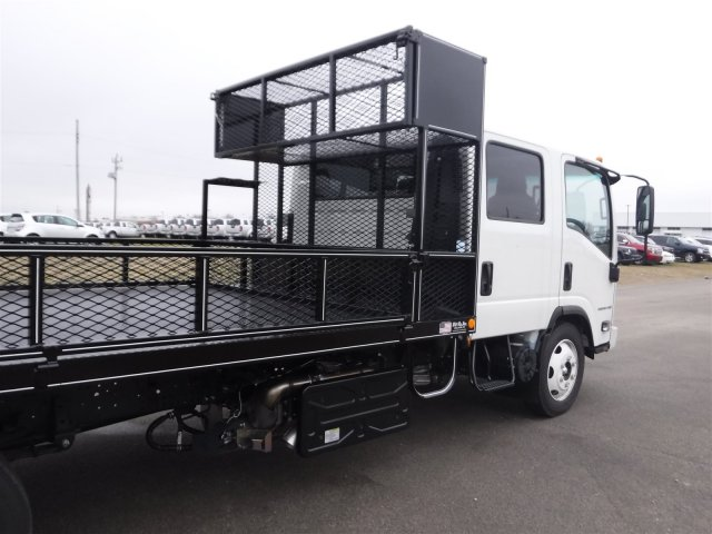 2017 Low Cab Forward Crew Cab 4x2,  Wil-Ro Standard Dovetail Landscape #17130 - photo 2