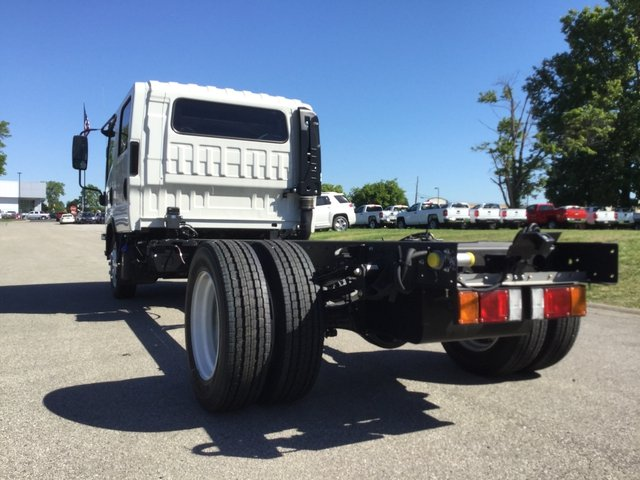 2017 Low Cab Forward Crew Cab, Cab Chassis #17130 - photo 13