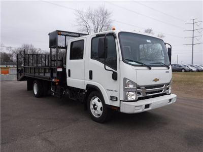 2017 Low Cab Forward Crew Cab, Cab Chassis #17130 - photo 22