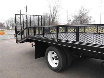 2017 Low Cab Forward Crew Cab 4x2,  Wil-Ro Standard Dovetail Landscape #17130 - photo 6
