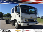 2017 Low Cab Forward Crew Cab, Cab Chassis #17130 - photo 1