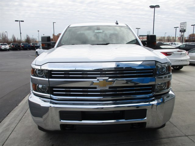 2017 Silverado 2500 Double Cab 4x4, Cab Chassis #17358 - photo 3
