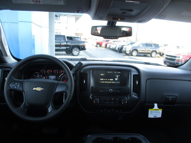 2017 Silverado 2500 Double Cab 4x4, Cab Chassis #17374 - photo 17