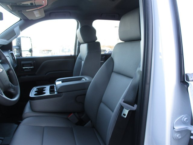 2017 Silverado 2500 Double Cab 4x4, Cab Chassis #17374 - photo 7