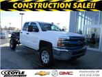 2017 Silverado 2500 Double Cab 4x4, Cab Chassis #17374 - photo 1