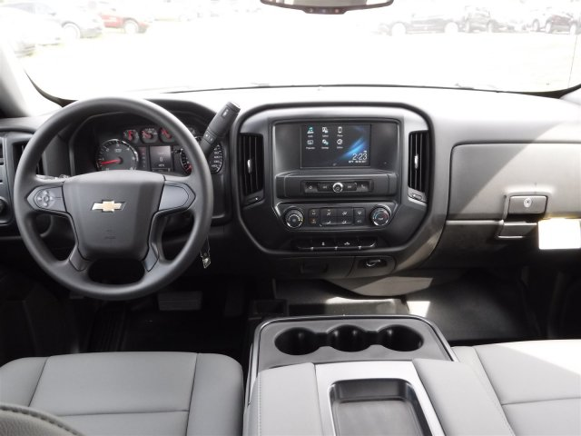 2017 Silverado 1500 Crew Cab 4x4 Pickup #17551 - photo 18