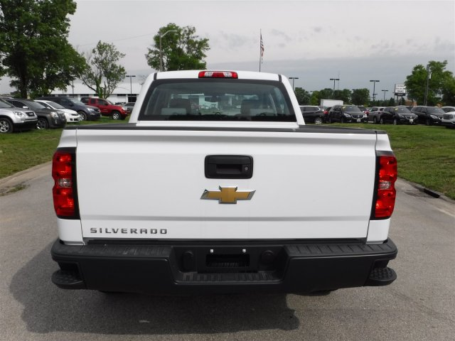 2017 Silverado 1500 Crew Cab 4x4 Pickup #17551 - photo 23