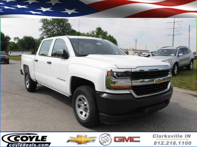 2017 Silverado 1500 Crew Cab 4x4 Pickup #17551 - photo 1