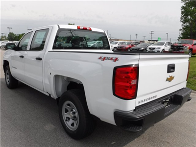 2017 Silverado 1500 Crew Cab 4x4, Pickup #17551 - photo 22