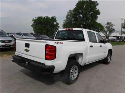 2017 Silverado 1500 Crew Cab 4x4 Pickup #17551 - photo 2