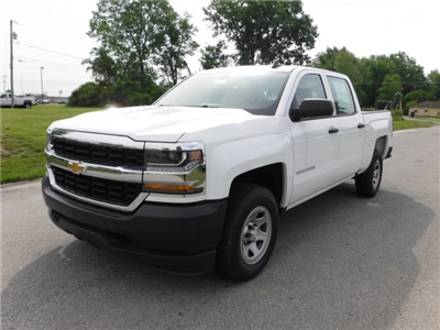 2017 Silverado 1500 Crew Cab 4x4, Pickup #17551 - photo 4