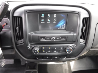 2017 Silverado 1500 Crew Cab 4x4 Pickup #17551 - photo 8