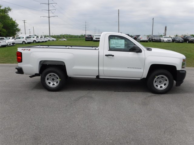 2017 Silverado 1500 Regular Cab 4x4, Pickup #17609 - photo 23