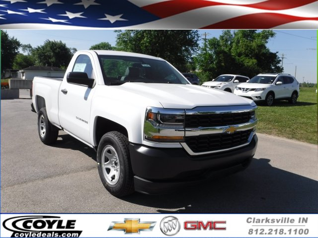 2017 Silverado 1500 Regular Cab Pickup #17640 - photo 1