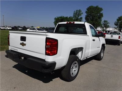 2017 Silverado 1500 Regular Cab Pickup #17640 - photo 2