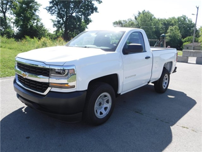 2017 Silverado 1500 Regular Cab Pickup #17640 - photo 4