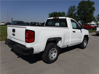 2017 Silverado 1500 Regular Cab, Pickup #17641 - photo 2