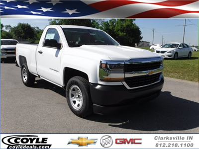2017 Silverado 1500 Regular Cab, Pickup #17641 - photo 1