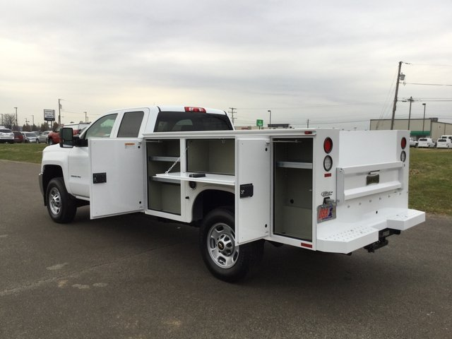 2017 Silverado 2500 Double Cab 4x4, Knapheide Service Body #17649 - photo 18