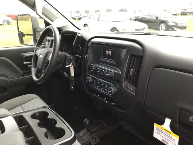 2017 Silverado 2500 Double Cab 4x4, Knapheide Service Body #17649 - photo 27