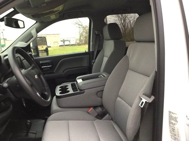 2017 Silverado 2500 Double Cab 4x4, Knapheide Service Body #17649 - photo 30
