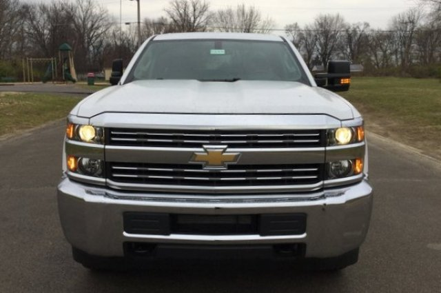 2017 Silverado 2500 Double Cab 4x4, Knapheide Service Body #17649 - photo 38