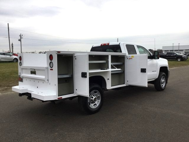 2017 Silverado 2500 Double Cab 4x4, Knapheide Service Body #17649 - photo 41