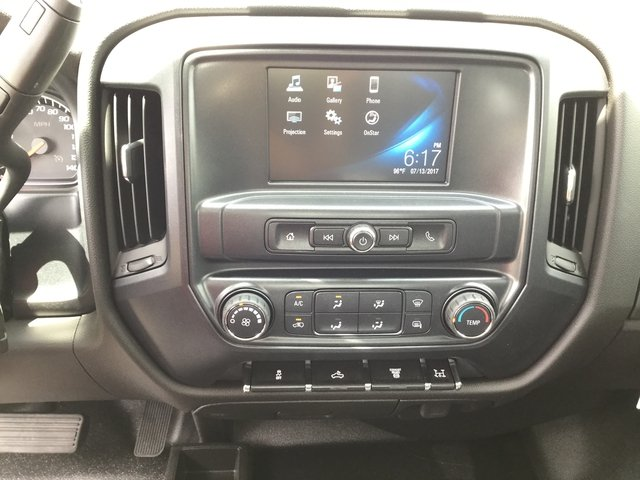 2017 Silverado 3500 Crew Cab 4x4, Platform Body #17727 - photo 7