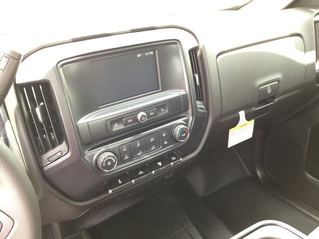 2017 Silverado 3500 Crew Cab DRW 4x4 Platform Body #17727 - photo 12